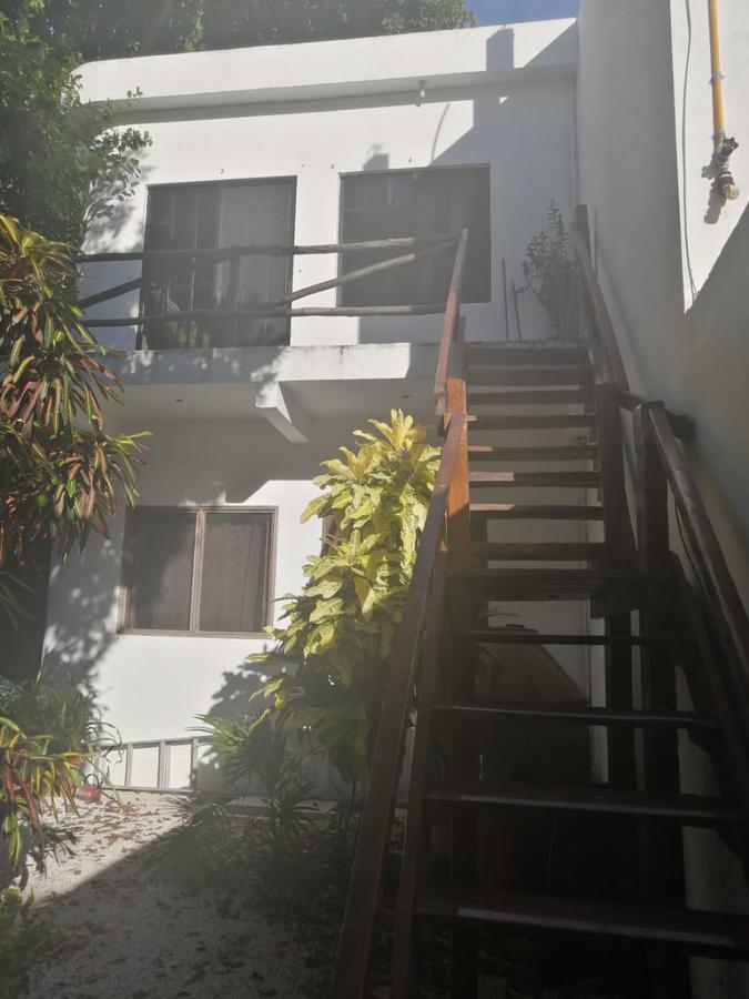 Foto Departamento en Renta en  Puerto Morelos,  Cancún  DEPARTAMENTO AMUEBLADO EN RENTA EN PUERTO MORELOS DEL LADO DE LA PLAYA