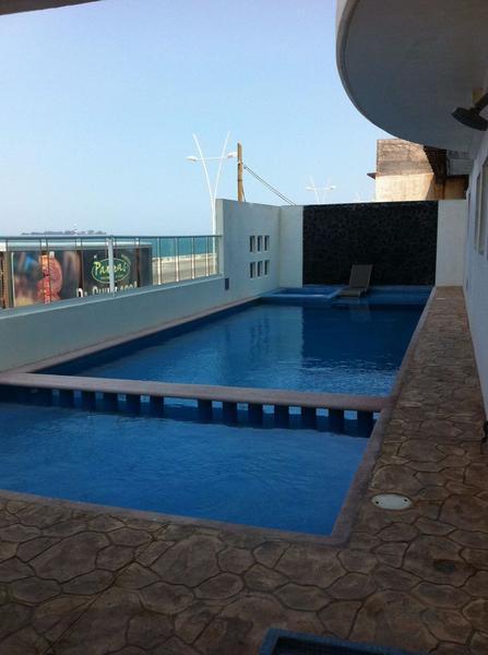 Foto Departamento en Renta en  Costa Verde,  Boca del Río  Departamento en renta con vista parcial  al mar.