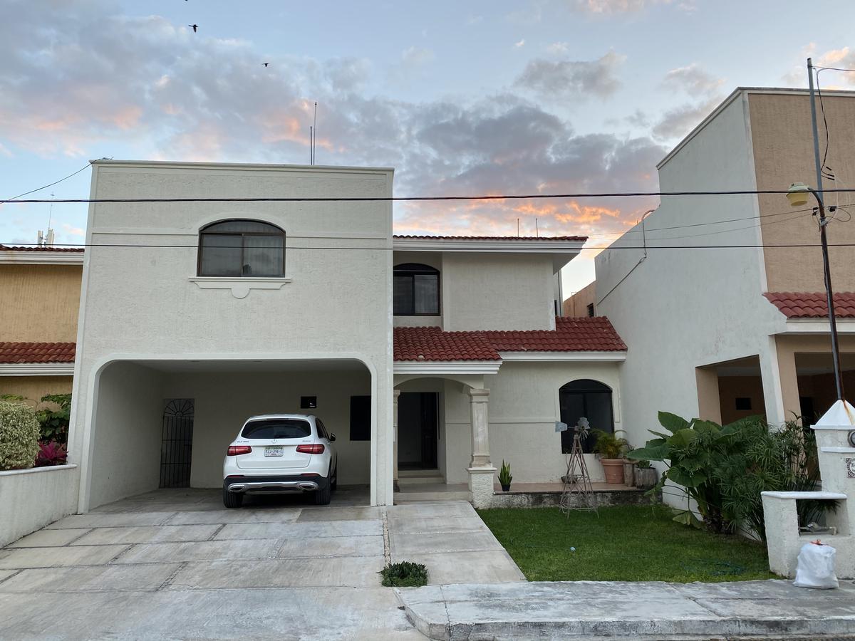 Foto Casa en Renta en  Fraccionamiento Monterreal,  Mérida  Casa en venta o renta Privada  Mérida Norte- Monterreal