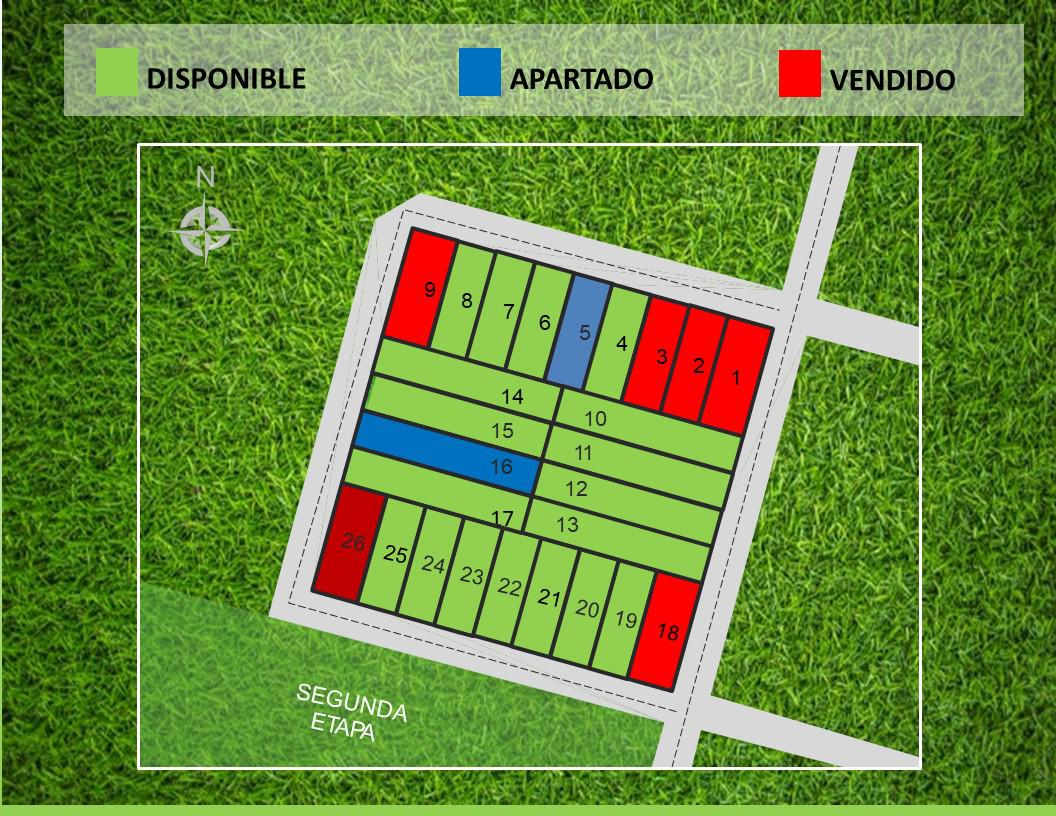 Foto Terreno en Venta en  Fraccionamiento Real Montejo,  Mérida  Terreno venta en Real Montejo_ al norte de Merida