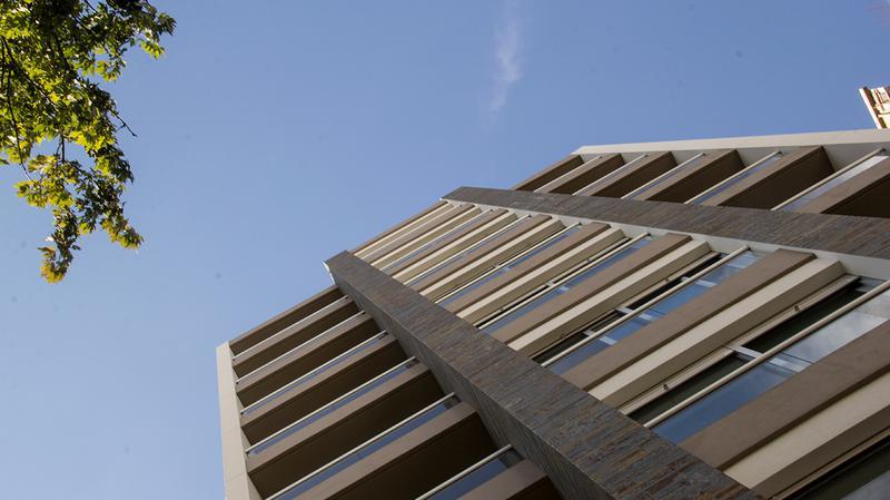 Foto Departamento en Alquiler en  Pocitos Nuevo ,  Montevideo  Monoambiente piso alto