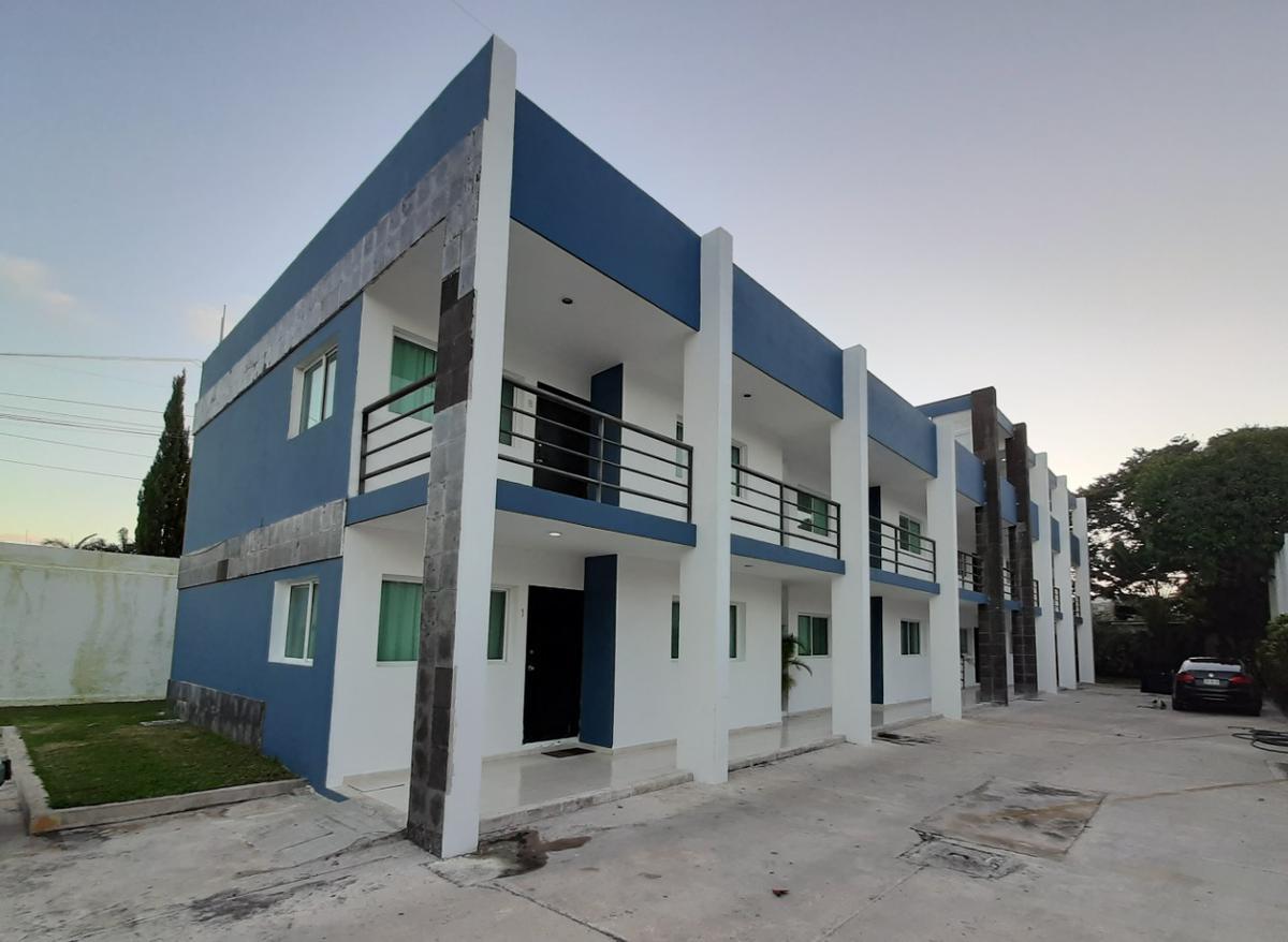 Foto Departamento en Renta en  Montes de Ame,  Mérida  Departamento en renta amueblado, zona norte, Montes de Ame
