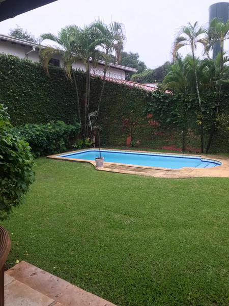 Foto Casa en Alquiler en  Ycua Sati,  Santisima Trinidad  Zona Goethe