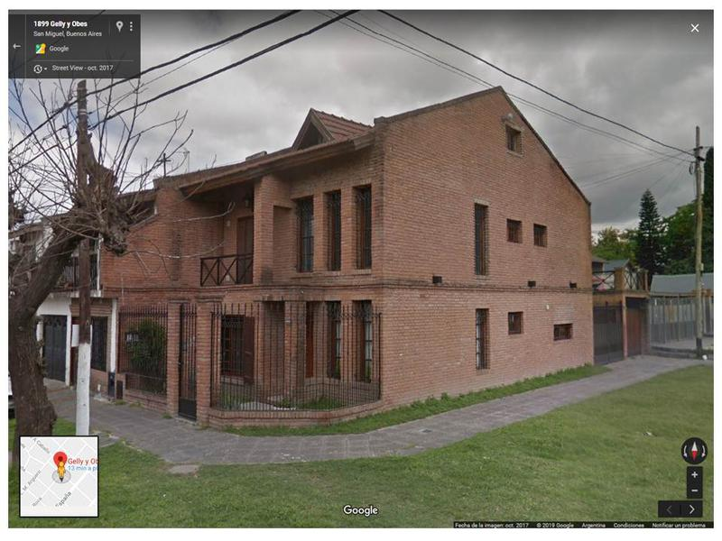 Foto Casa en Venta en  San Miguel,  San Miguel  Gelly y Obes  al al 1800