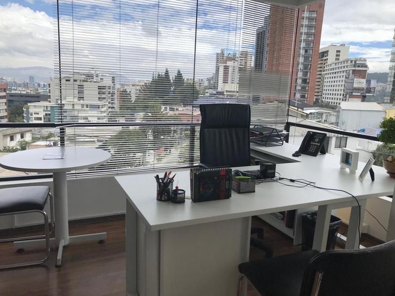 Foto Oficina en Venta | Alquiler en  Centro Norte,  Quito  QUITO, RENTA Y/O VENTA LINDAS OFICINAS GONZALEZ SUAREZ MS