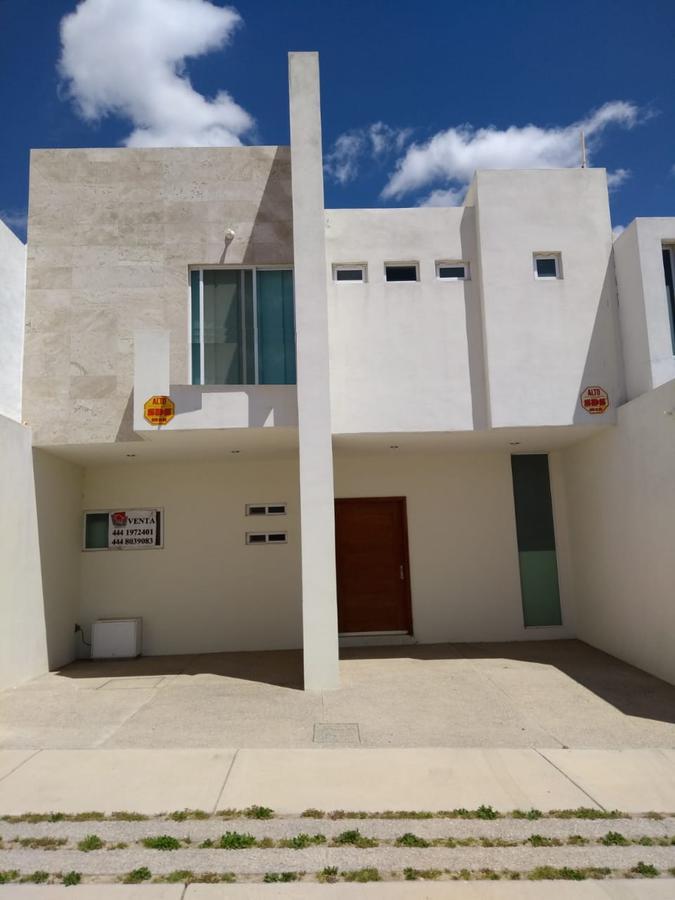 Foto Casa en Venta en  San Luis Potosí ,  San luis Potosí  AGAMENON 165, VILLAMAGNA