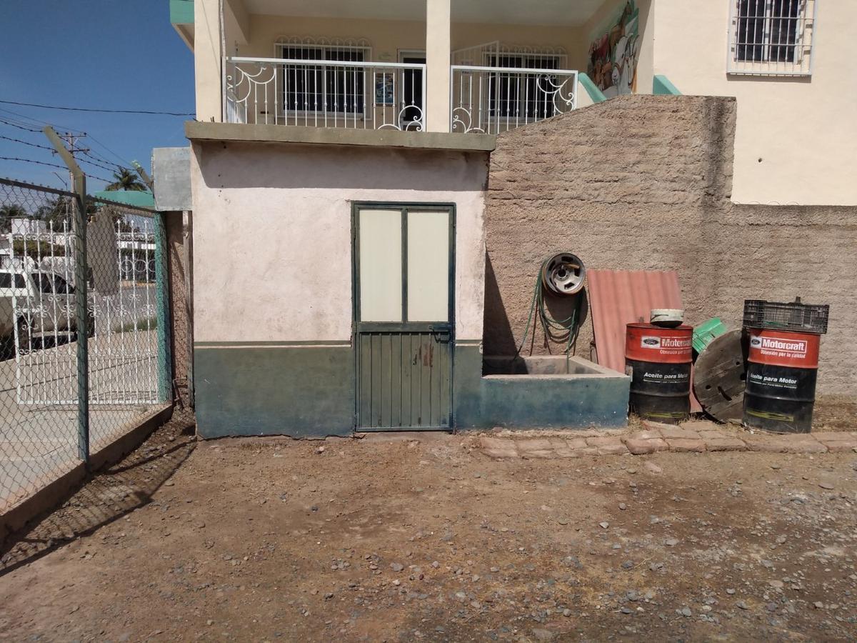 Foto Terreno en Venta en  Guasave ,  Sinaloa  TERRENO CON INSTALACIONES PARA TALLER EN COL EJIDAL, MUY CERCA DE COLEGIO GUASAVE.