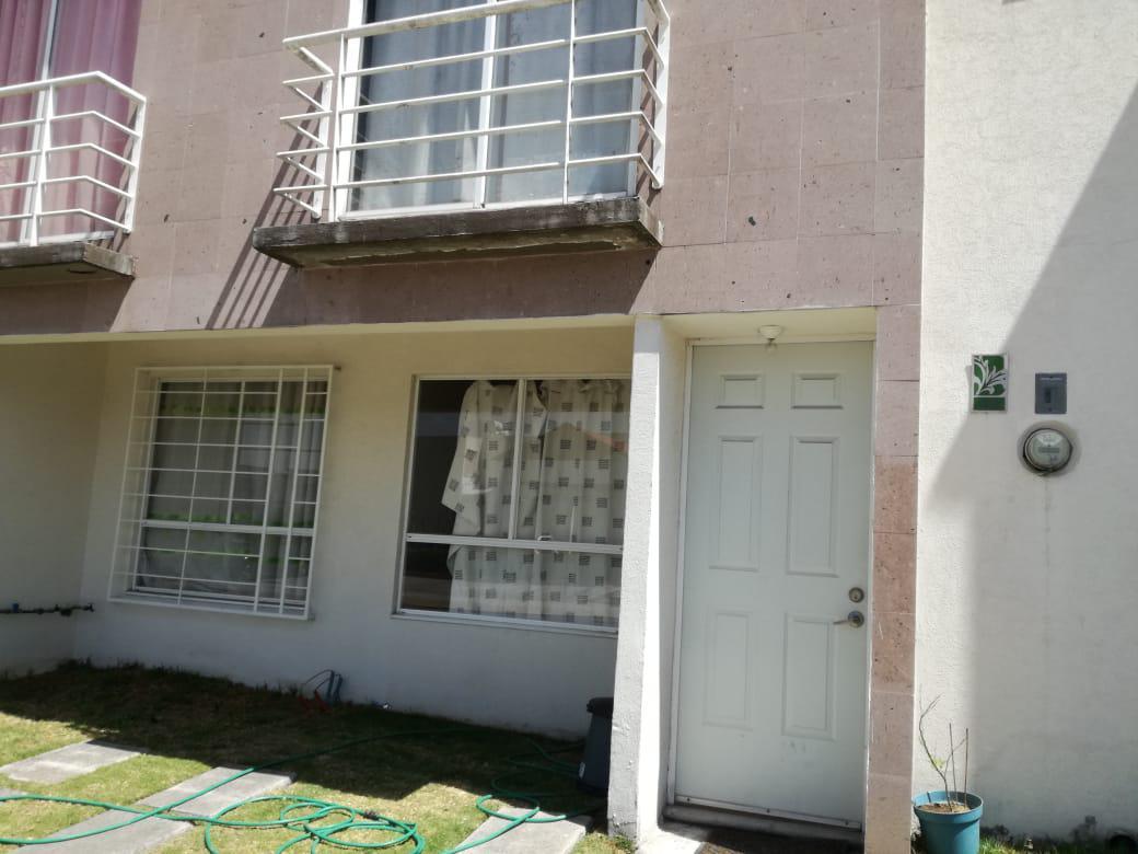 Foto Casa en condominio en Renta en  Lerma ,  Edo. de México  Casa en Renta, Semiamueblada, Fraccionamiento Paseos de Lerma, Lerma, Estado de México