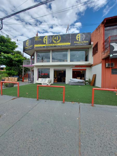 Foto Local en Alquiler en  Lambaré ,  Central  zona Colegio Gutemberg