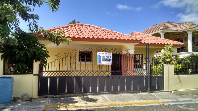 Foto Casa en Renta en  Santiago,  Santiago  Santiago