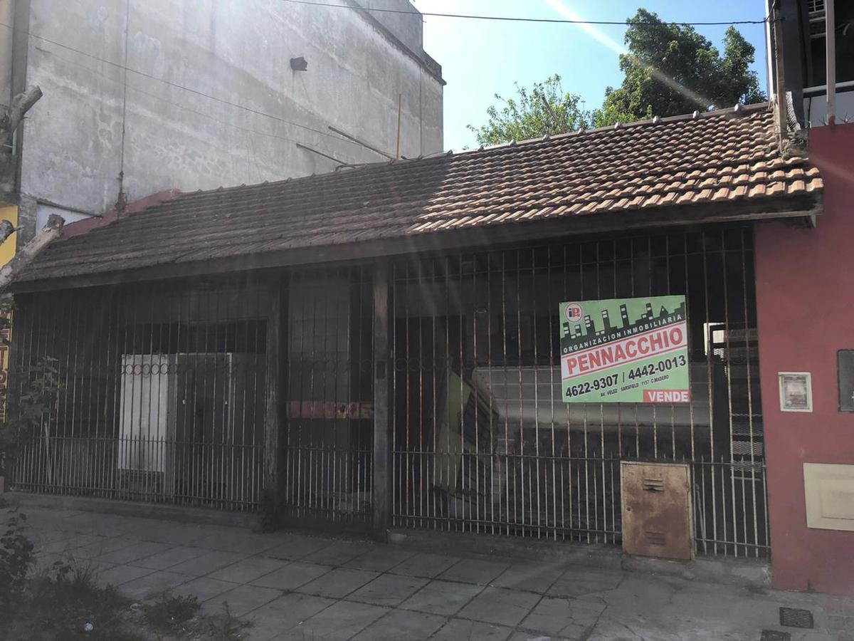 Foto Terreno en Venta en  Ciudad Madero,  La Matanza  Domingo Millán al 300
