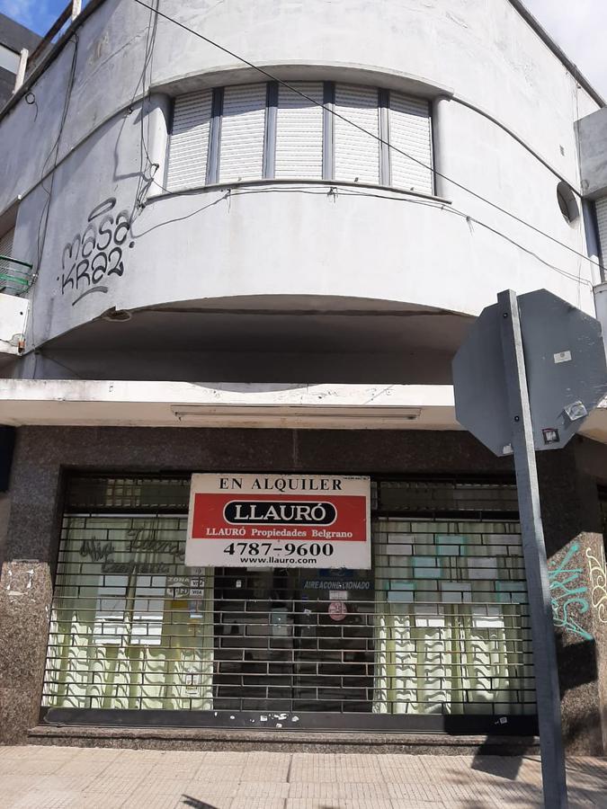 Foto Local en Alquiler en  Colegiales ,  Capital Federal  Av. Federico Lacroze al 2800 y Cramer