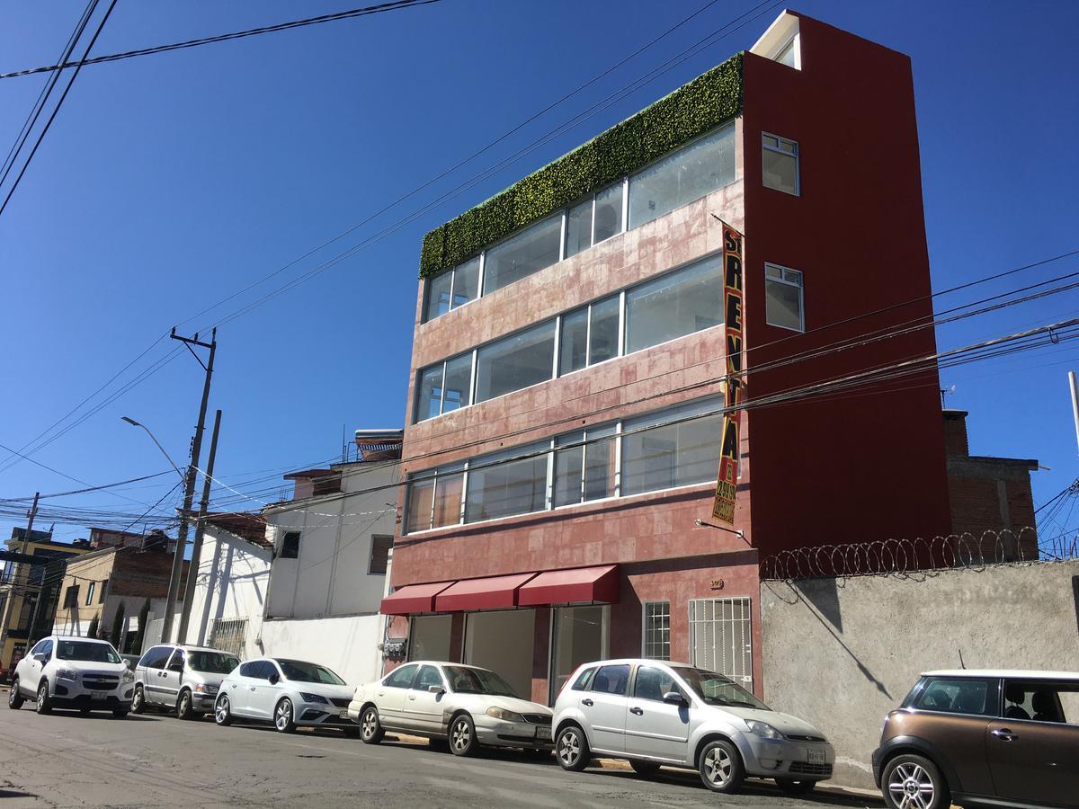 Foto Oficina en Renta en  La Merced  (Alameda),  Toluca  EDIFICIO EN RENTA PARA OFICINAS SOBRE CALLE QUINTANA ROO, CERCA DEL PARQUE ALAMEDA TOLUCA