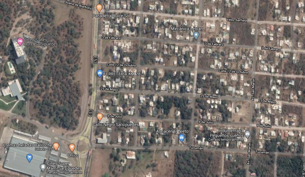 Foto Terreno en Venta en  Salsipuedes,  Colon  Últimos terrenos en Villa Sol, Salsipuedes