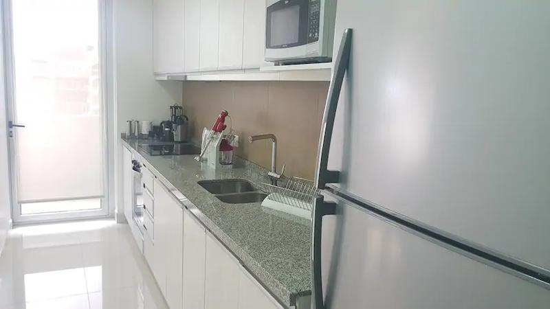 Foto Departamento en Alquiler | Alquiler temporario en  Balvanera ,  Capital Federal  GRAND VIEW Amoblado, incluido blancos y muebles. Monoambiente amplio y Elegante!
