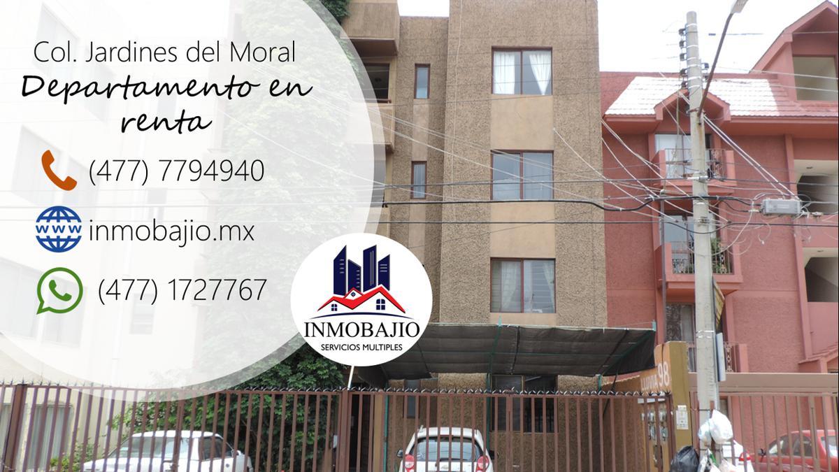 Foto Departamento en Renta en  Conjunto habitacional Del Rocío,  León  Departamento en zona norte, a unos pasos de blvd. Campestre