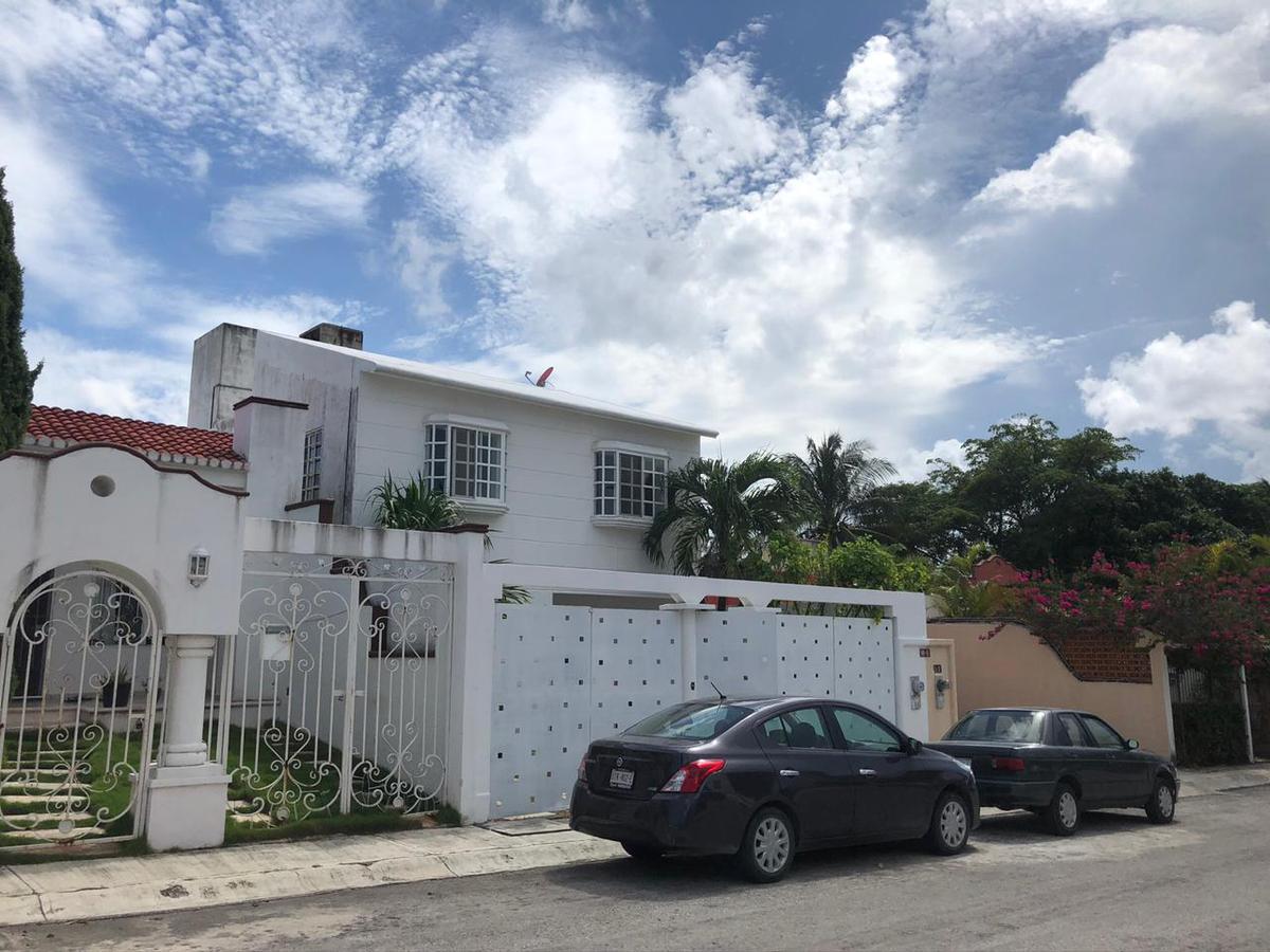 Foto Casa en Renta en  Supermanzana 57,  Cancún  CASA EN RENTA EN CANCUN EN RESIDENCIAL LAS AMERICAS