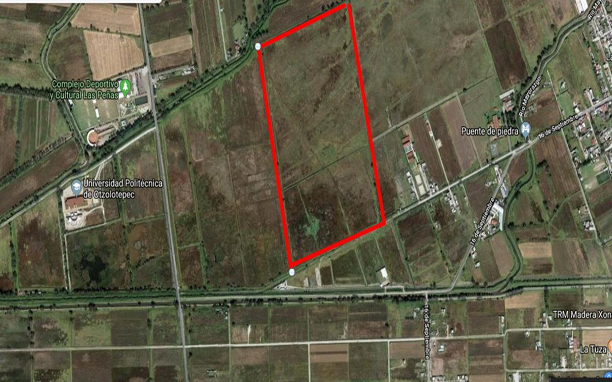 Foto Terreno en Venta en  Xonacatlán ,  Edo. de México  Terreno Industrial en Venta de 28000m2 en Xonacatlán