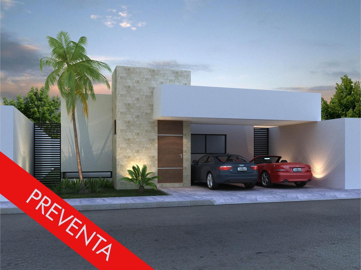 Foto Casa en Venta en  Conkal ,  Yucatán  Casa en venta en Merida, Ebano Conkal, es de un piso