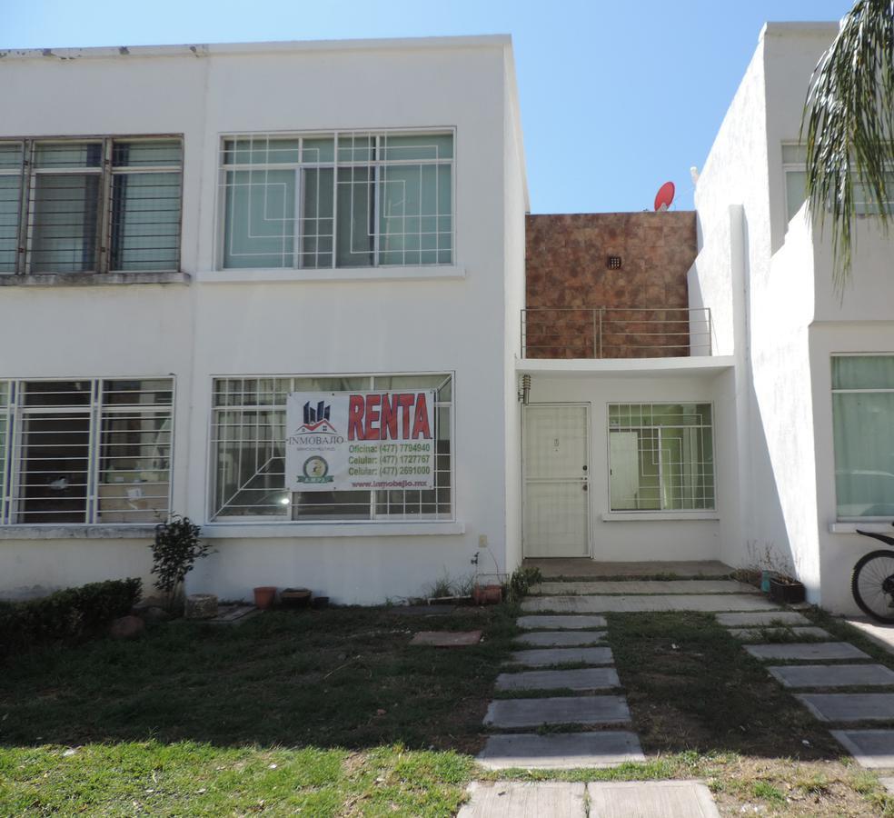 Foto Casa en Renta en  Fraccionamiento Ex Hacienda La Moreña,  León  Casa en renta en Ex Hacienda La Moreña II (blvd. Vicente Valtierra)