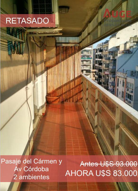 Foto Departamento en Venta en  San Nicolas,  Centro (Capital Federal)  Pasaje del Carmen al 700