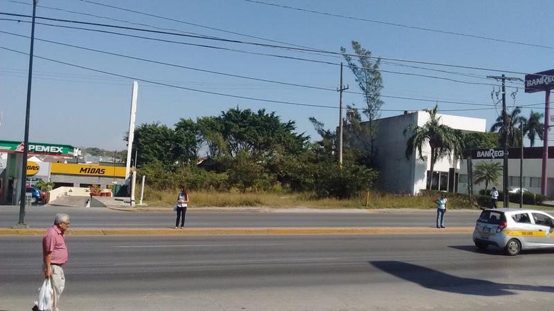 Foto Terreno en Venta en  Fraccionamiento La Florida,  Tampico  TERRENO EN AVENIDA HIDALGO ZONA DORADA