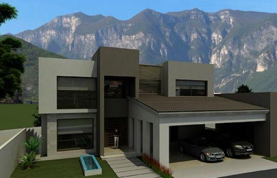 Foto Casa en Venta en  Monterrey ,  Nuevo León  CASA EN VENTA SIERRA ALTA C. NACIONAL
