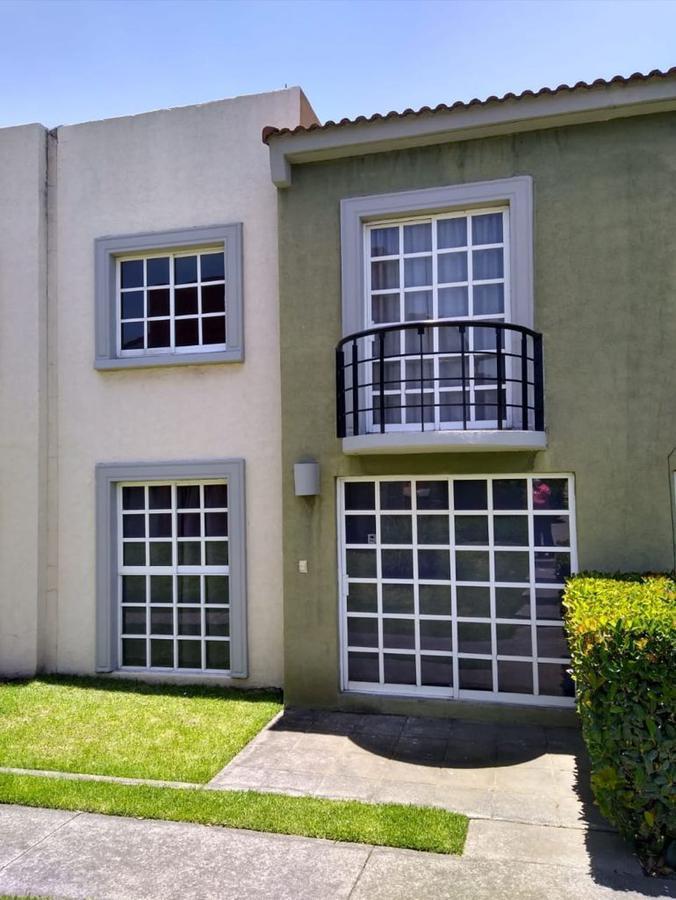 Foto Casa en condominio en Renta en  Hacienda de las Fuentes,  Calimaya  CASA EN RENTA HACIENDA DE LAS FUENTES