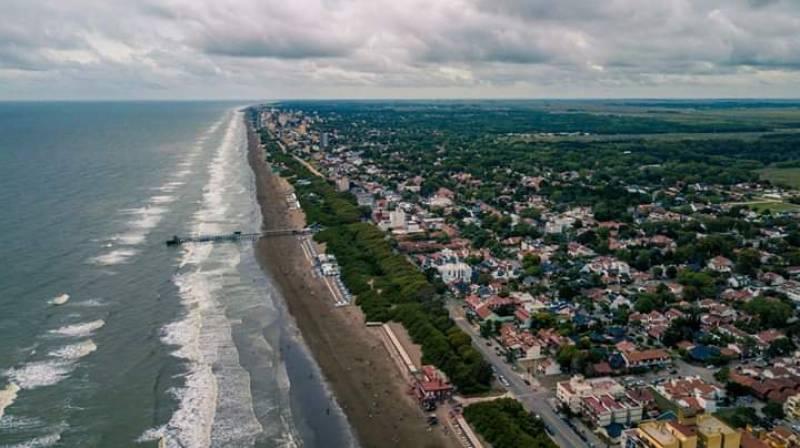 Foto Terreno en Venta en  La Lucila Del Mar ,  Costa Atlantica  SALTA al 500