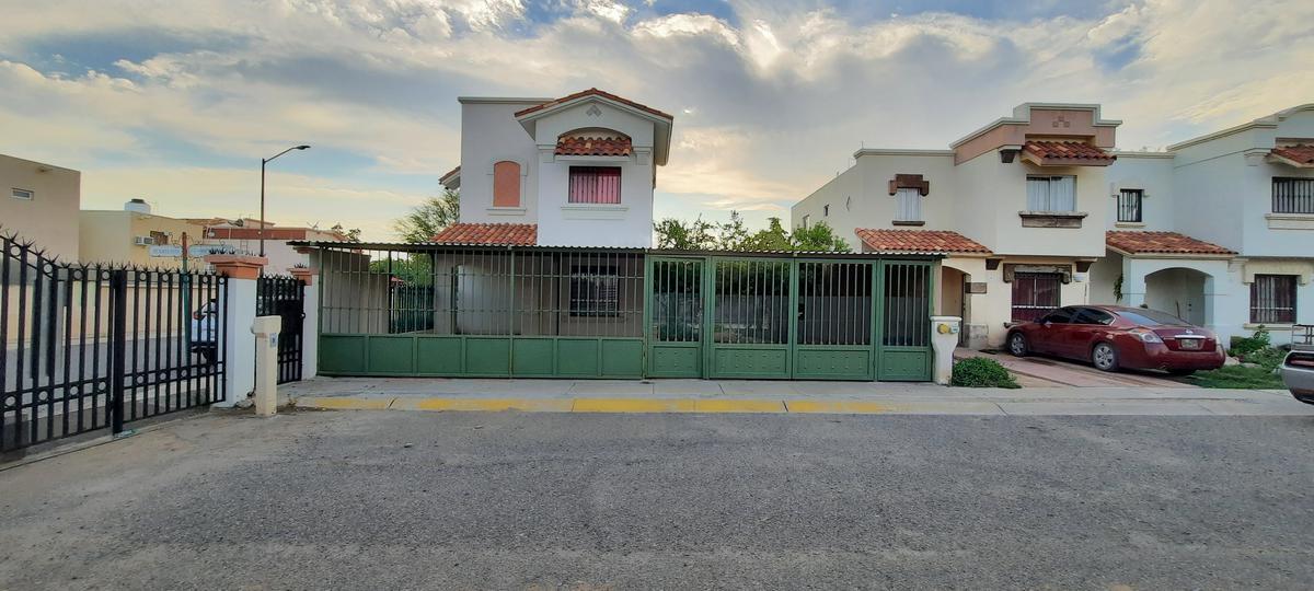 Foto Casa en Renta en  Residencial Puerta Real Residencial,  Hermosillo  SE RENTA CASA AL NORPONIENTE DE HERMOSILLO EN PUERTA REAL RESIDENCIAL
