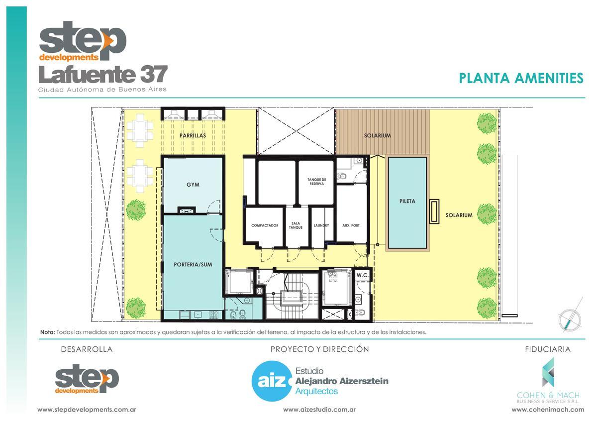 Foto Departamento en Venta en  Flores ,  Capital Federal  LAFUENTE 37  1D