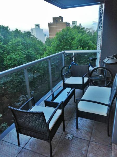 Foto Departamento en Alquiler en  Pocitos ,  Montevideo  Piso alto, apartamento alquiler