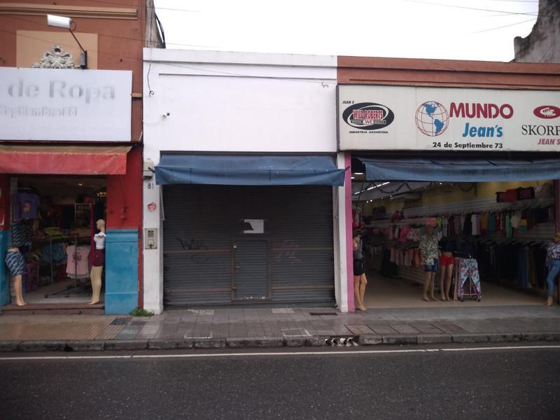 Foto Local en Alquiler en  San Miguel De Tucumán,  Capital  24 DE SEPTIEMBRE N° 81