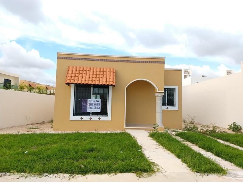 Foto Casa en condominio en Renta en  Gran Santa Fe,  Cancún  Casa en renta en Gran Santa Fe III. 2 Recamaras, Cancún, Quintana Roo, Mexico