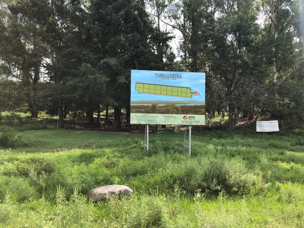 Foto Campo en Venta en  Villa Del Dique,  Calamuchita  La Sierrita, Las Bajadas, Villa del Dique, Chacra 10