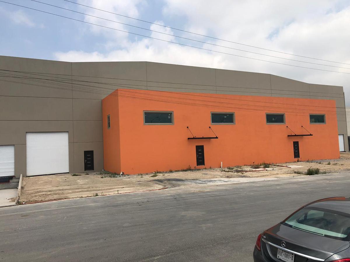 Foto Nave Industrial en Renta en  Santa Catarina ,  Nuevo León     Parque Industrial Martel  I