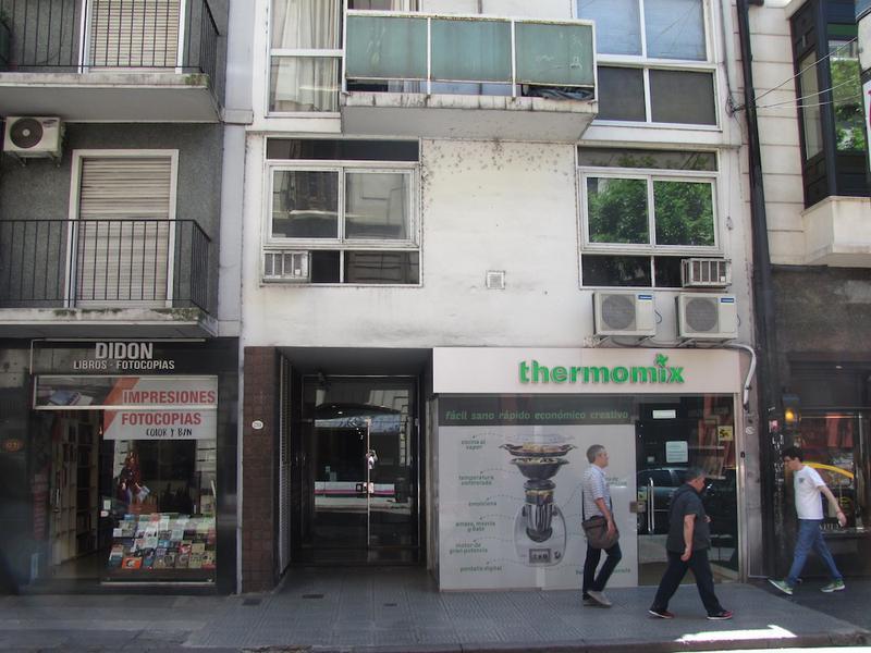 Foto Departamento en Alquiler en  Barrio Norte ,  Capital Federal  Paraguay al 1200 entre Talcahuano y Libertad