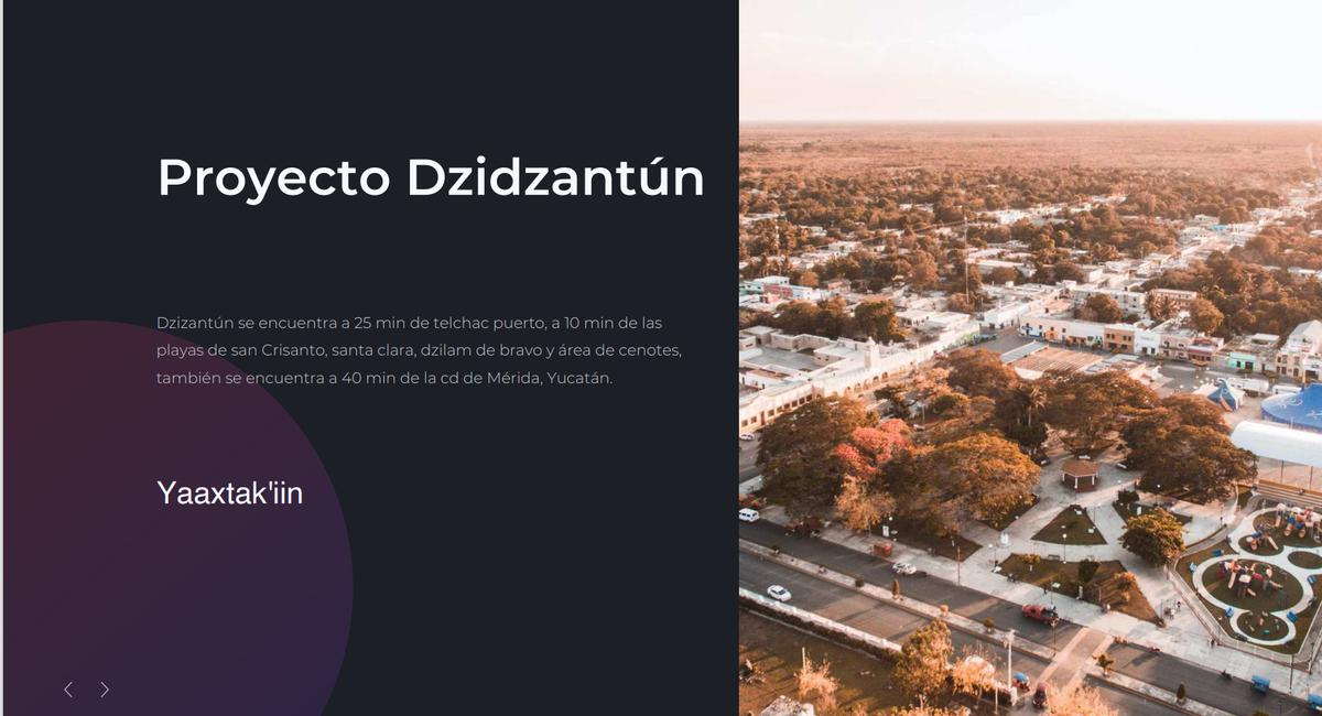 Foto Terreno en Venta en  Dzidzantún ,  Yucatán  TERRENOS EN DZIDZANTUN