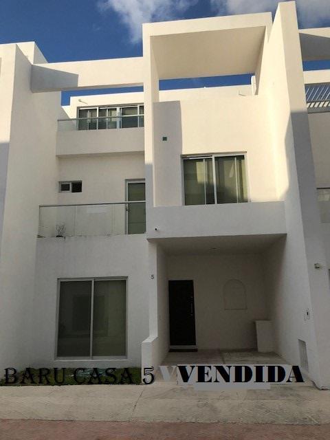 Foto Casa en condominio en Venta en  Zona Hotelera Sur,  Cozumel  Baru Casa # 5 - VENDIDA!!!