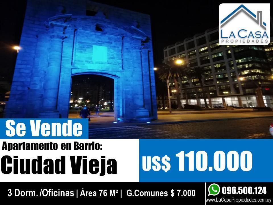 Foto Apartamento en Venta en  Centro (Montevideo),  Montevideo  Juncal 1400