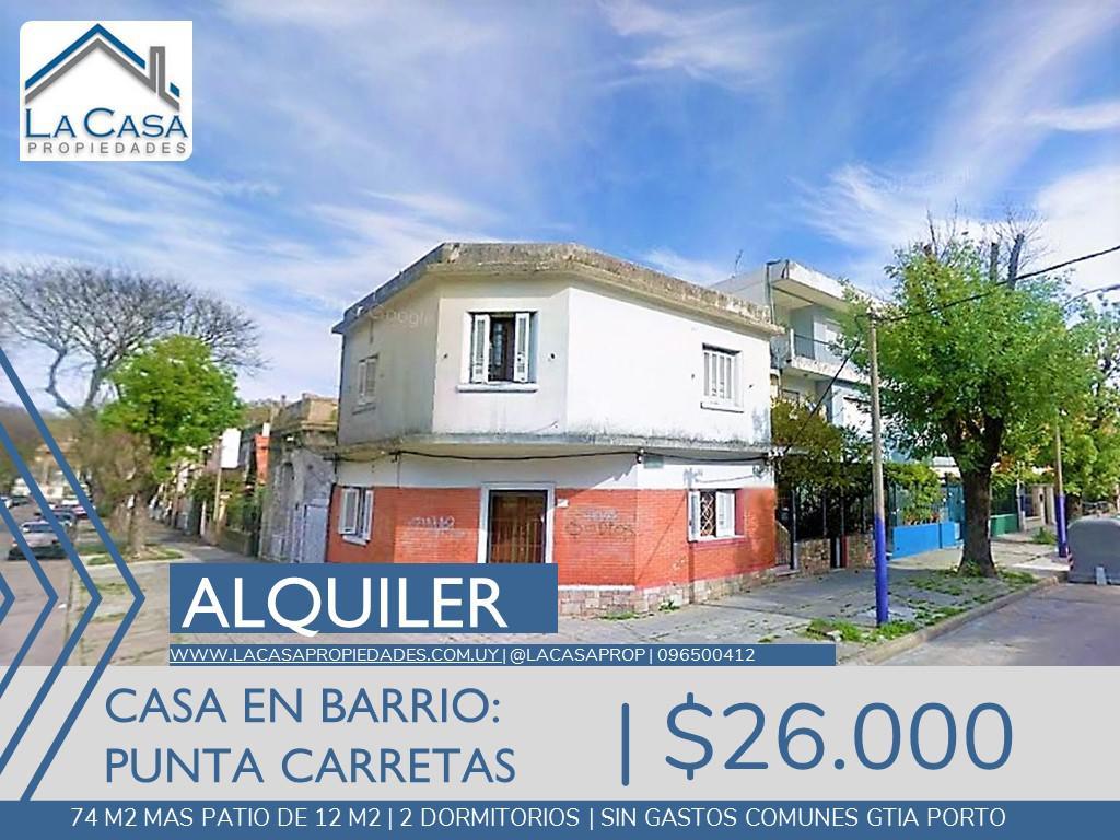 Foto Apartamento en Alquiler en  Punta Carretas ,  Montevideo  Maggiolo al 600