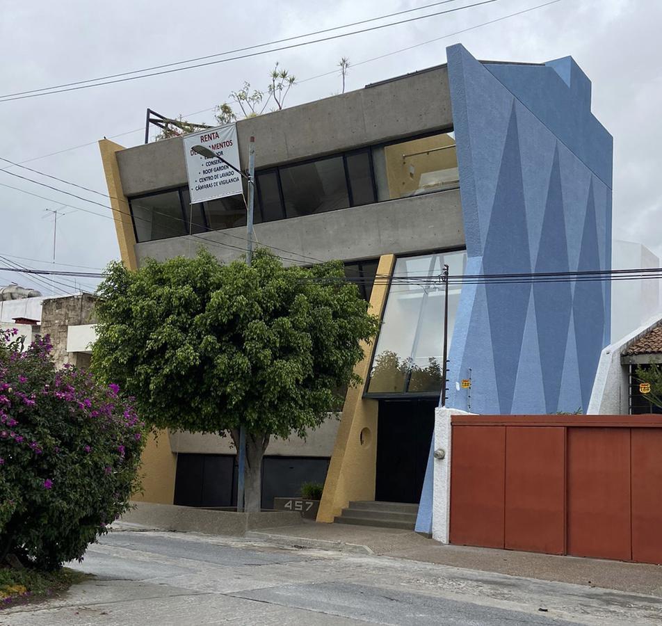 Foto Departamento en Renta en  San Luis Potosí ,  San luis Potosí  DEPARTAMENTOS EN RENTA EN LOMAS 2A SECCION, SAN LUIS POTOSI
