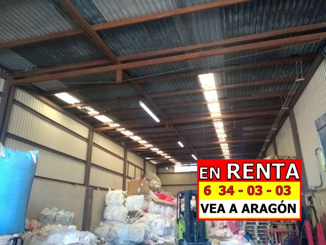 Foto Bodega Industrial en Renta en  Murua,  Tijuana  RENTAMOS BUENÍSIMA BODEGA  420 MTS² ó 4,521 FT²
