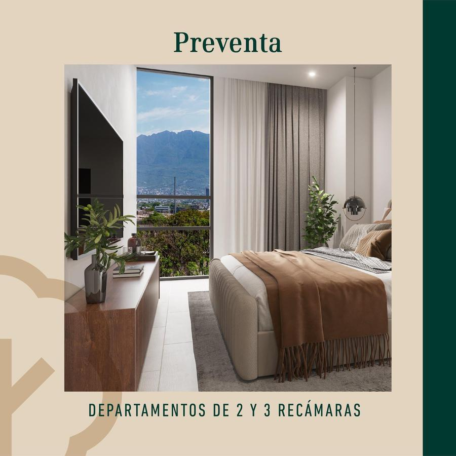 Foto Departamento en Venta en  Santa María,  Monterrey  Santa María
