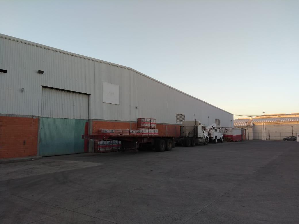 Foto Bodega Industrial en Renta en  Zona industrial Bruno Pagliai,  Veracruz  Ciudad Industrial Bruno Pagliai, Veracruz, Ver. - Bodega en renta
