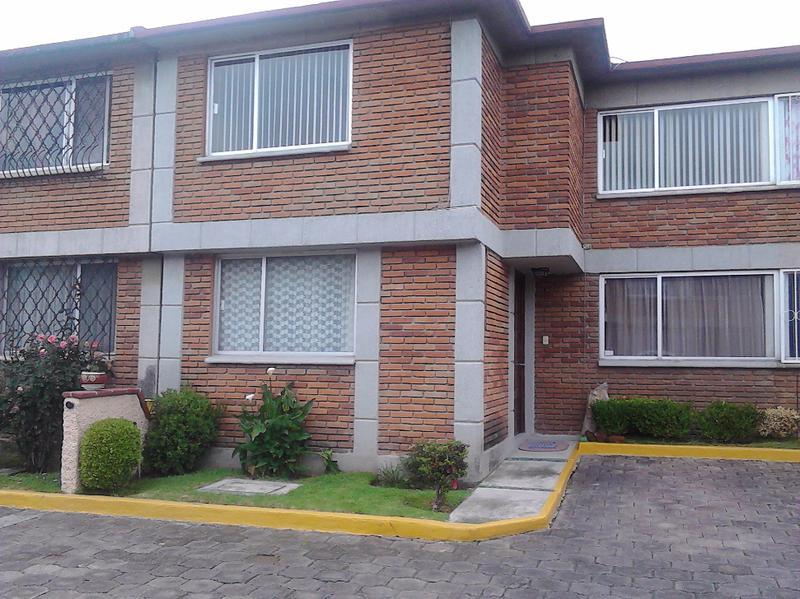 Foto Casa en condominio en Renta en  Metepec ,  Edo. de México  Casa en RENTA en Villas San Agustín Metepec
