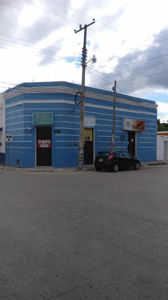 Foto Local en Renta en  Villa Cansahcab,  Cansahcab  Local Renta en Cansahcab frente Parque Municipal (Plaza Grande)