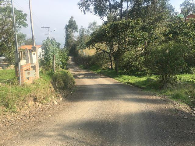Foto Terreno en Venta en  Challuabamba,  Cuenca  Challuabamba Alto