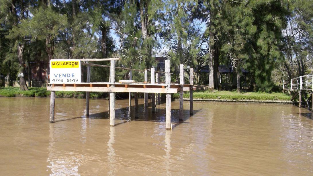 Foto Terreno en Venta en  Canal Arias,  Zona Delta Tigre  Canal Arias