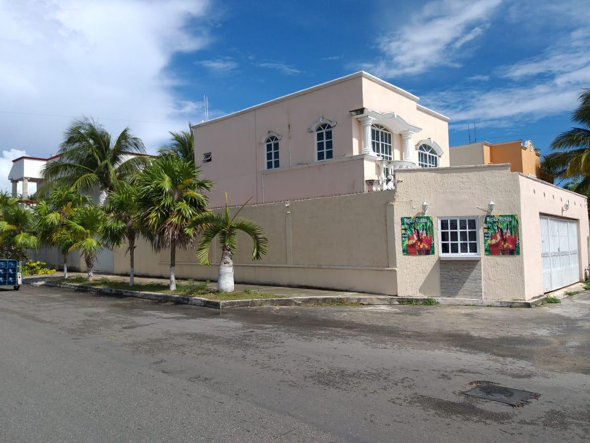 Foto Casa en Venta en  Santa Fe,  Cancún  Santa Fe